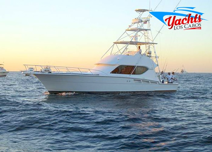 64 ft. Hatteras Luxury Fishing Yacht, Cabo San Lucas, Los Cabos, La paz,